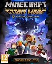 COVER Minecraft Story Mode