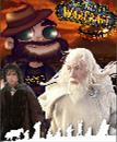 World of Warcraft - Reto de El señor de los Anillos Cover