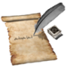 120px-Quill_writing