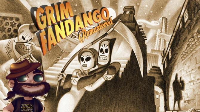 Grim Fandango Remasterizado