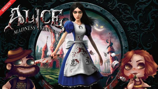 DIRECTO Alice Madness Returns