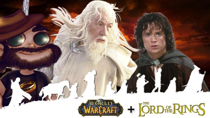 World of Warcraft - Reto de El señor de los Anillos